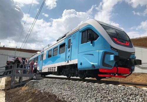 Новый поезд «Таврия – Артек» выйдет на маршрут 7 июня
