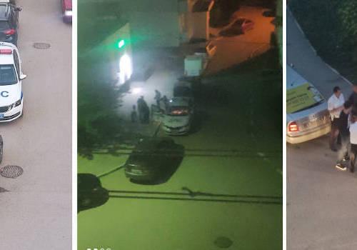 В севастопольском дворе автомобиль сбил мальчика ФОТО