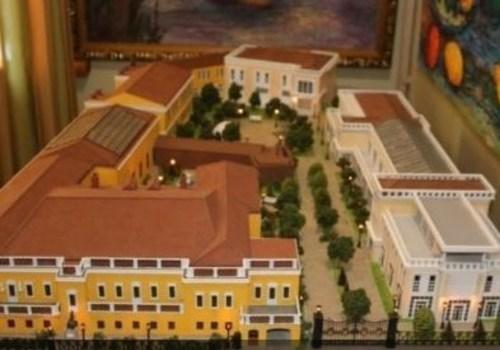 В Феодосии создадут музейный квартал
