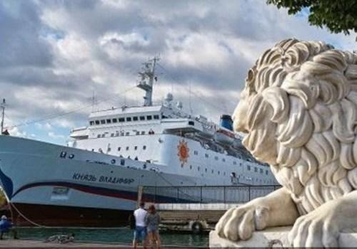 Круизный лайнер «Князь Владимир» выйдет в первый рейс в Крым 13 июня