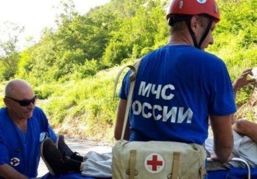 У пещерного города Мангуп-Кале в Крыму туристы нашли мужчину без сознания