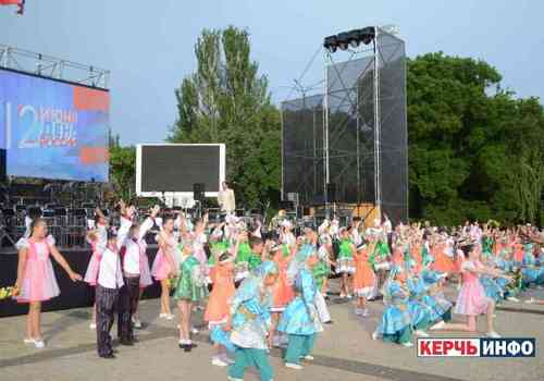 Концерт с участием актеров театра и кино пройдет в Керчи в День России