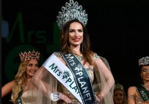 В Крыму впервые прошел международный конкурс красоты Mrs. Planet 2021 (ФОТО)