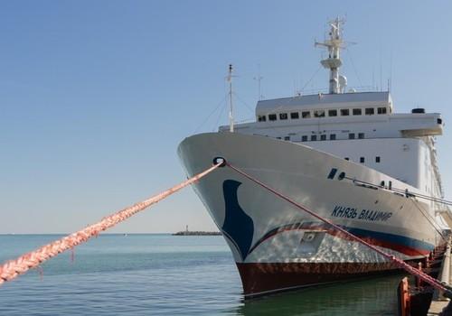 Круизный лайнер «Князь Владимир» вышел в первый рейс: одной из точек маршрута станет Севастополь