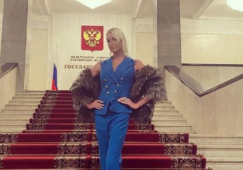Балерина Волочкова раскритиковала Крым