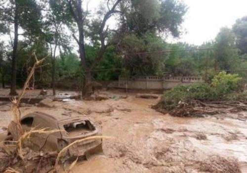 Синоптики предупредили об угрозе селей и подъеме рек из-за ливней в Крыму