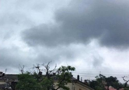 Две месячные нормы осадков выпало в районе Херсонесского маяка в Севастополе