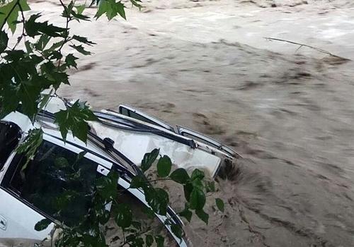 ⚡Режим ЧС объявили в Ялте из-за затопления центра города
