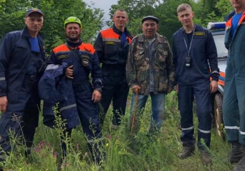 Судакские спасатели помогли мужчине, у которого отказали ноги