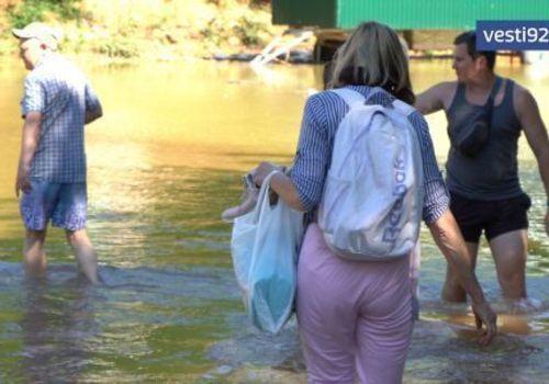 Стало известно, когда дети покинут лагерь «Горный» в Севастополе