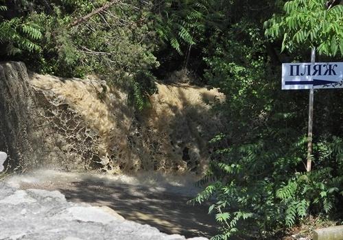 Ялта накопила больше годового запаса воды