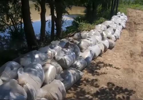 Дамба на Туристском пруду уберегла садоводов Севастополя от превращения в Ялту