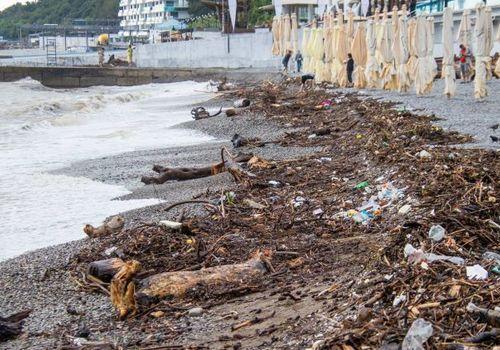 Роспотребнадзор закрыл пляжи в подтопленных районах Крыма