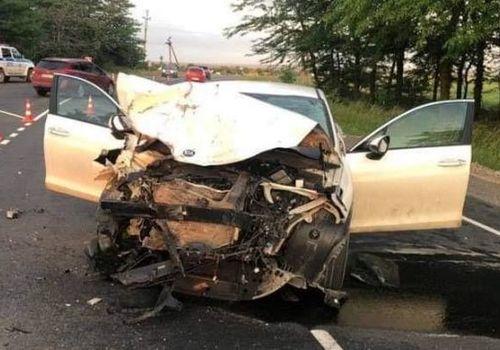 Смертельное ДТП В Черноморском районе: водитель погиб, еще двое в больнице