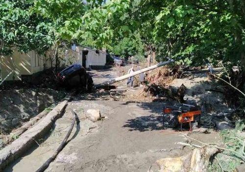Сколько времени уйдет на дезинфекцию водопровода в Ялте