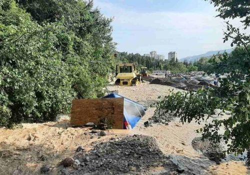МЧС продолжает поиски пропавшей без вести женщины в Ялте