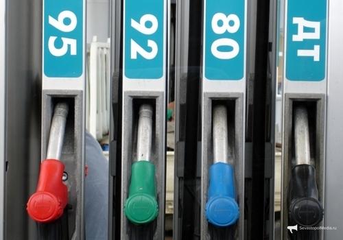 Опять подорожало автомобильное топливо в Севастополе
