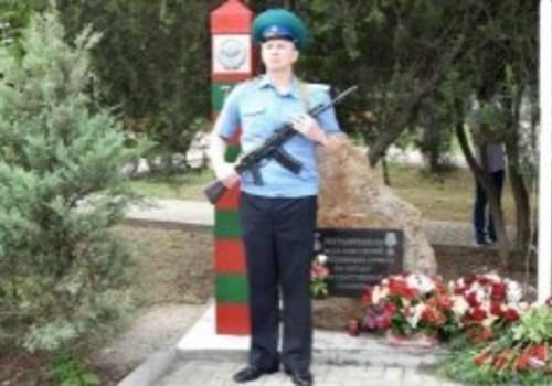 Памятный знак «Пограничникам всех поколений» открыли в Евпатории ФОТО