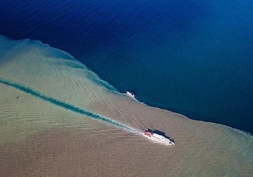 Запрет на купание в акватории Ялты продлен на неопределенный срок