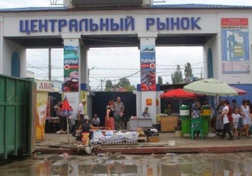 Когда откроется центральный рынок Керчи? ФОТО