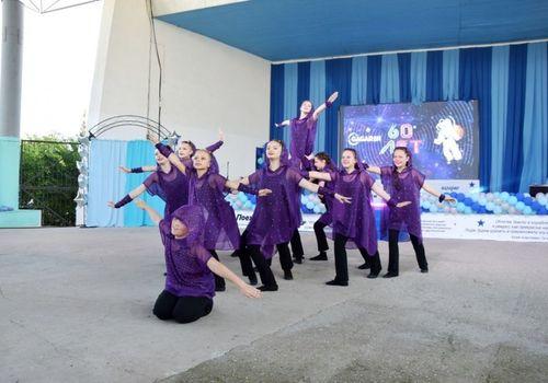 В Евпатории отметили 60-летие детского лагеря им. Гагарина ФОТО