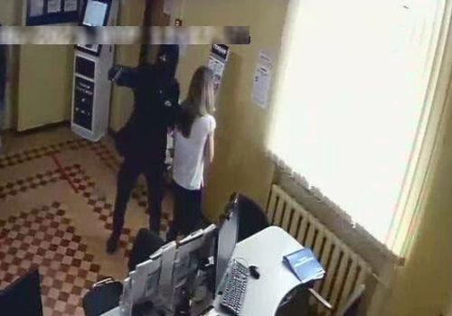 Разбойное нападение на банк в Крыму: похищено почти полмиллиона