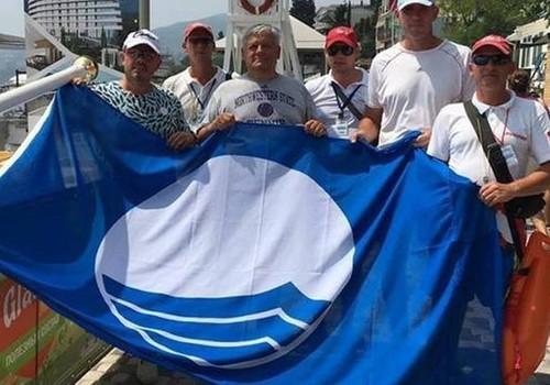 К 2024 году побережье Крыма по чистоте морской воды должно соответствовать «голубому флагу»