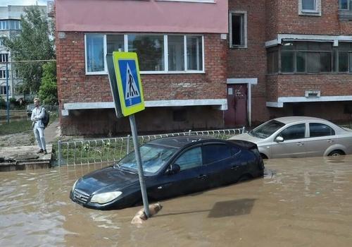 Власти Крыма начали принимать заявления от владельцев утонувших в потопе авто