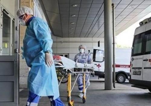 В Крыму осталось только 10% свободных коек для зараженных коронавирусом