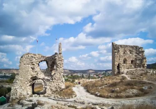 Под Севастополем археологи раскопали греческий квартал