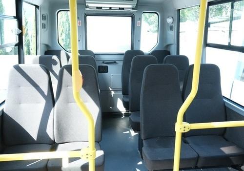 На маршруты Ялты выйдут новые автобусы
