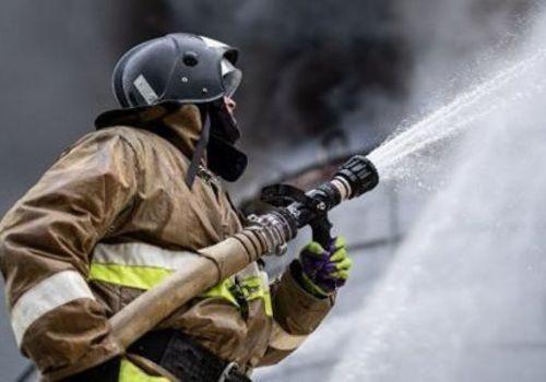 В Севастополе сгорел рынок на улице Тараса Шевченко ВИДЕО