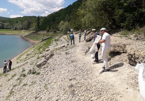 Водохранилища Крыма получили последнюю воду