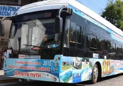 Транспорт будущего: Почему крымскому троллейбусу нет альтернативы