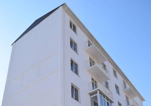 В Крыму хотят строить около миллиона квадратных метров жилья в год
