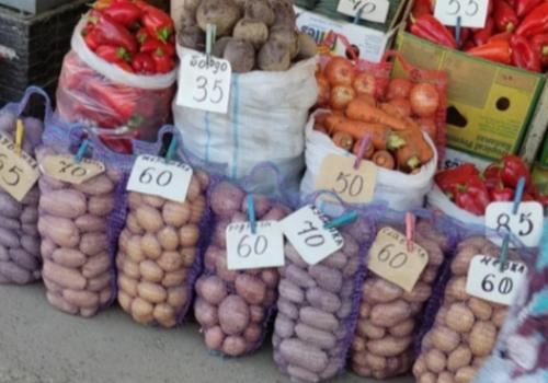 Цены на картофель в Крыму подскочили до 60 руб. за кг - соцсети