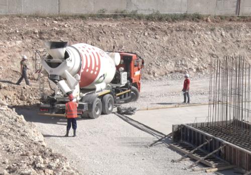 Строительство КОС «Южные» в Севастополе возобновилось
