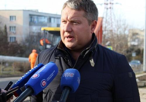 Аксенов уволил главу Минтранса Крыма
