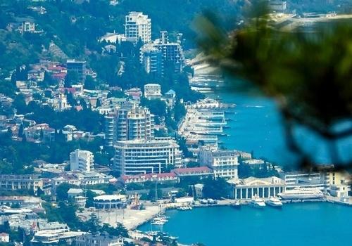 Количество туристов в Крыму достигло рекордных показателей за постсоветский период