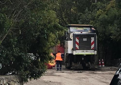 До конца года в Ялте планируют отремонтировать 7,5 километров дорог