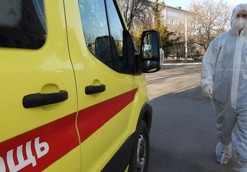 Исторический максимум по числу суточных заражений коронавирусом установлен в Крыму