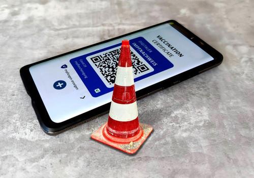 Технология проверки QR-кодов в Севастополе пока не отработана