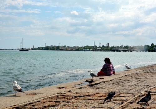 Реконструкцию набережной Терешковой в Евпатории возобновят в следующем году ВИДЕО