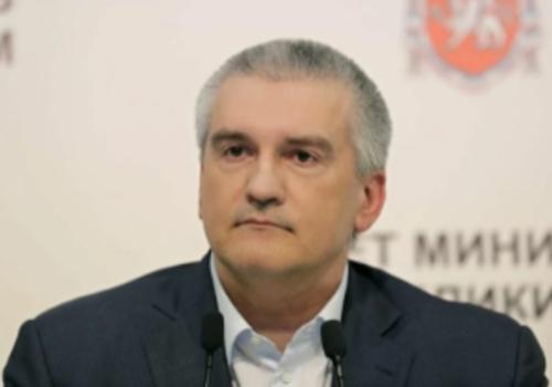 Глава Крыма ушёл в отпуск на неделю