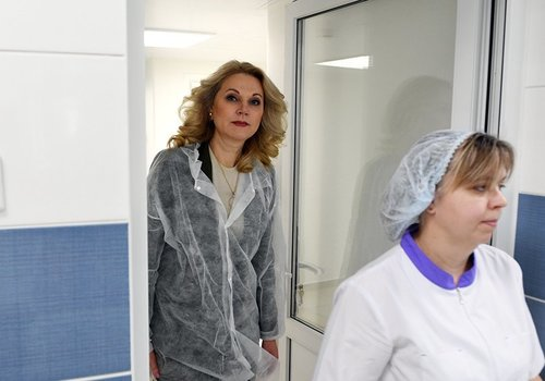 Голикова предложила ввести с 30 октября по 7 ноября нерабочие дни