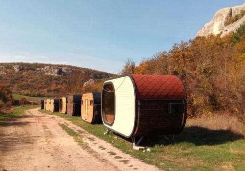 Застройщик перегородил проход к знаменитому пещерному городу Крыма