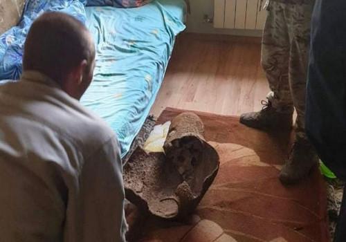 Крымчанин держал под кроватью частично сработавшую бомбу