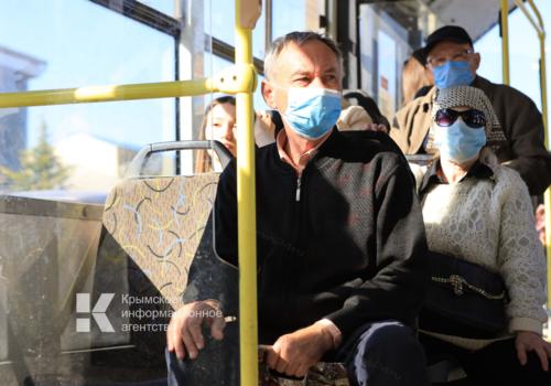 В Крыму поручили увеличить количество общественного транспорта в час пик