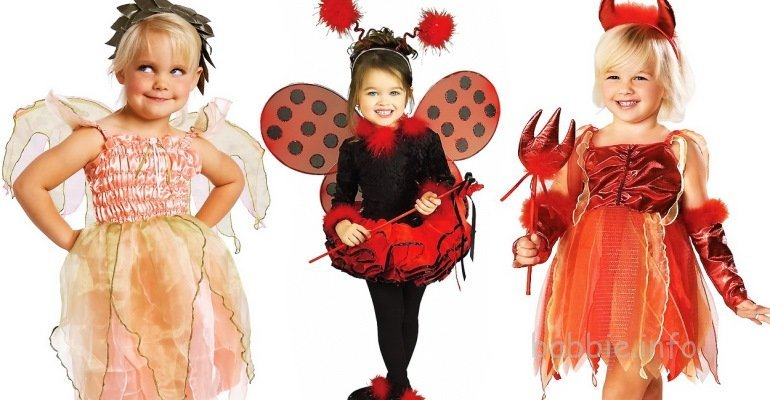 Где найти новогодний костюм для ребенка в Севастополе