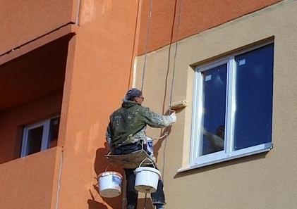 Строительные работы: от мелкого бытового ремонта до промышленного альпинизма